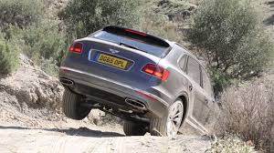 bentley bentayga 2015 bentley already issues recall for brand new bentayga suv roadshow