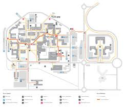 Uco Campus Map Image Gallery Ou Campus Map