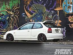 1997 honda civic hatchback mpg 1997 honda civic smackdown magazine
