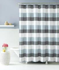 beach shower curtain lorilee stripe shower curtain country style