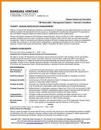 Sample Resume Hr Generalist by 8 Human Resources Resume Example Resume Language
