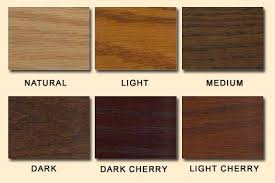 popular wood stain colors for kitchen cabinets maple wood cabinet