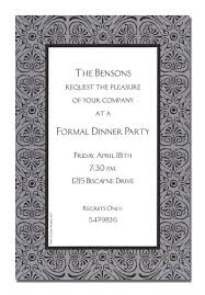 enticing corporate dinner party invitation e card template design
