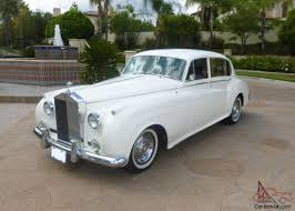 rolls royce silver cloud rolls royce silver cloud lwb no reserve