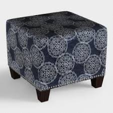 benches and ottomans storage tufted u0026 uphostered world market