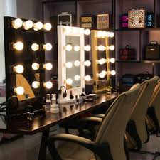mirror with light bulbs vanity led mirror light bulbs kit for makeup hollywood super star