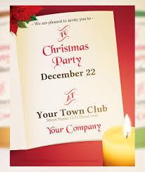 invitation flyer templates free free christmas party invitation templates word 21 christmas