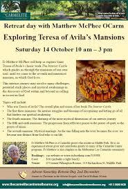 St Teresa Of Avila Interior Castle Exploring Teresa U0027s Mansions In The Interior Castle With Matthew