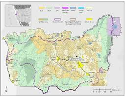 Oregon Usa Map by Forests Free Full Text Developing And Implementing Climate