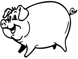 Coloring Page Of A Pig Breathtaking Pig Coloring Page In Coloring Mo Willems Coloring Pages