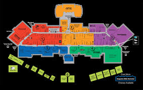 grapevine map grapevine mall map my