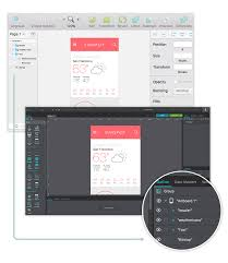 justinmind plugin for sketch export artboards to prototypes