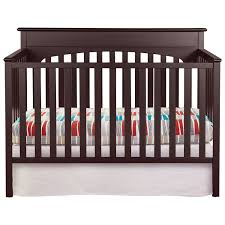 Convertible Cribs Canada by Graco Lauren 4 In 1 Convertible Crib Espresso Baby Cribs