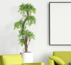 artificial trees flowering japanese fruticosa artificial trees plants 6ft