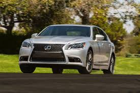 lexus ls 2013 2015 lexus ls 460 is top shelf luxury