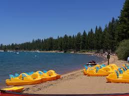 zephyr cove resort beach lake tahoe public beaches