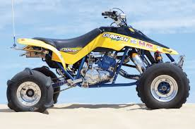 fastest motocross bike in the world a look back at quadzilla the fastest stock quad ever built