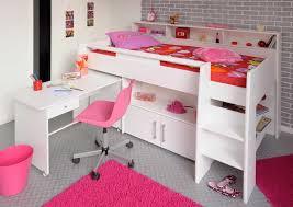 bureau de fille lit avec bureau pour fille 2018 et cuisine lits mezzanines lit