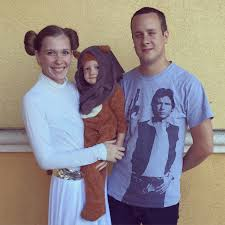 Family Star Wars Halloween Costumes Serendipitous Discovery Family Star Wars Costume Diy