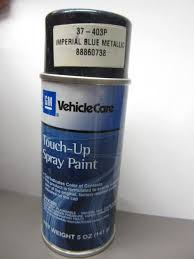 amazon com gm oem vehicle care touch up spray paint 5 ounce can