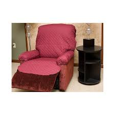 slipcover for recliner chair amazing reclining chair covers with incontinence recliner lift