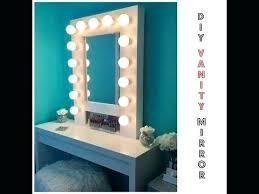 buy makeup mirror with lights vanities vanity mirror with lights buy vanity mirror led diy