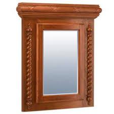 Wood Bathroom Medicine Cabinets With Mirrors by Wood Medicine Cabinets With Mirror Roselawnlutheran