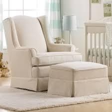 Best Nursery Glider Best Chairs Sutton Upholstered Swivel Glider Linen Toys