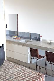 15 stylish kitchen designs with concrete counter highlights