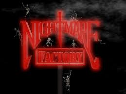 nightmare factory haunted house props and costumes year