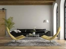 wohnzimmer sofa schwarze sofas wohnzimmer motto schwarz ist zurück