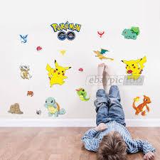 28 kids wall stickers ebay angry birds nursery kids wall kids wall stickers ebay pokemon pocket pikachu wall sticker vinyl decals mural
