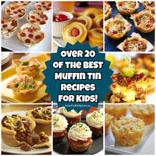 thanksgiving treats for toddlers 20 muffin tin recipes for kids kitchen fun with my 3 sons