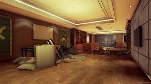office lounge rainbow six siege inspired scene unreal engine