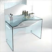 Small Glass Desks Small Glass Desk Glass Computer Desk Office Computer Desks
