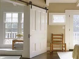 Barn Door Ideas For Bathroom Interior Barn Doors In Living Room Door Design Throughout