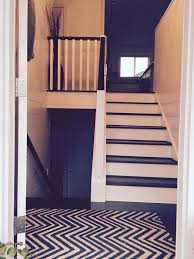 tri level home decorating diy split level entry makeover i love this entry the oversize