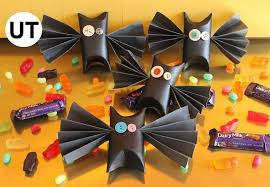 Upcycle That - bat treat boxes upcycle that