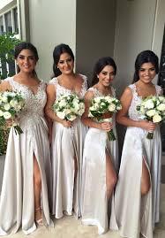 bridesmaids wedding dresses best 25 bridesmaid dresses ideas on beautiful