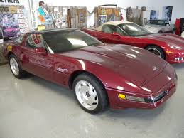 1993 corvette 40th anniversary 1993 corvette 40th anniversary coupe 1 owner 11 963