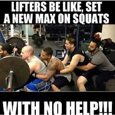 Heavy Lifting Meme - how to spot properly nick webb fitness