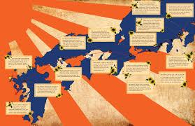 My Travel Map Samurai Champloo Map Final