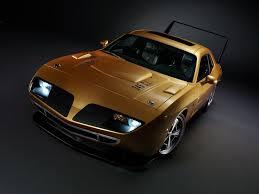 Dodge Challenger Accessories - hpp daytona based on dodge challenger