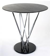 Black Metal Bistro Table Bistro Tables For Better Garden Veranda Or Outdoors Founterior