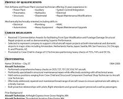 Resume Wizard Template Fedex Mechanic Sample Resume