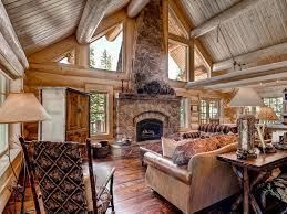 log cabin luxury homes luxury colorado log cabin in breckenridge vrbo