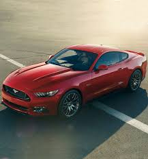 exterior design 2017 ford mustang sports car features ford com