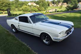 gt350 style 1965 ford mustang fastback for sale on bat auctions