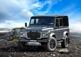 vintage land rover defender limited edition startech sixty8 is an homage to the land rover