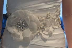 Flower Belts - beautiful flower bridal belt collection weddings eve